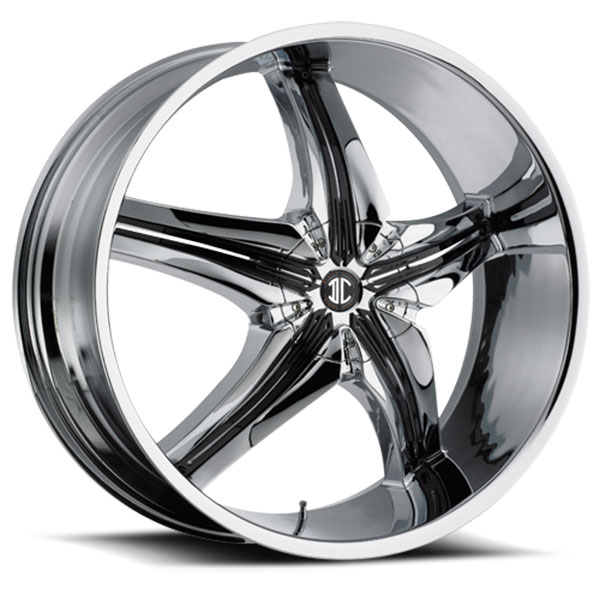 2 Crave No.15 Chrome with Gloss Black Inserts B