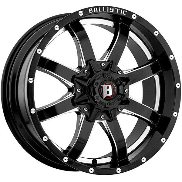 Ballistic Anvil 955 Black