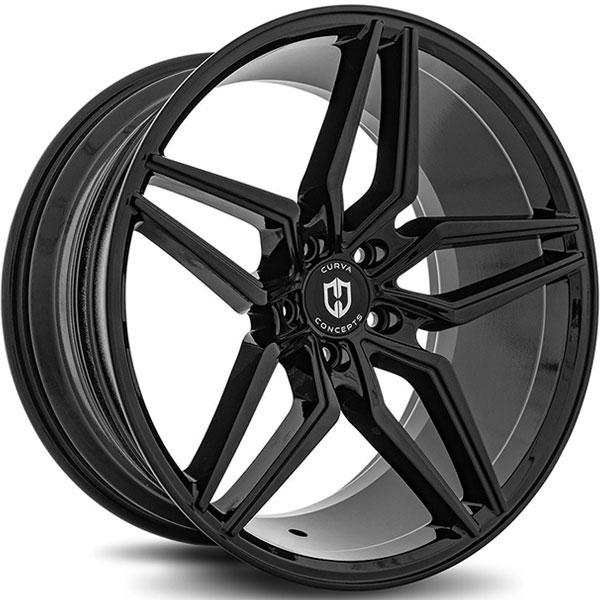 Curva Concepts C25 Gloss Black