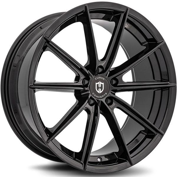 Curva Concepts C46 Gloss Black