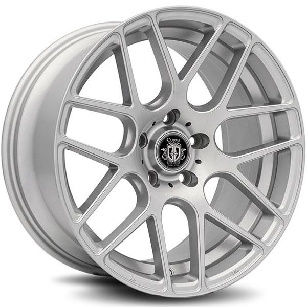 Curva Concepts C7 Silver