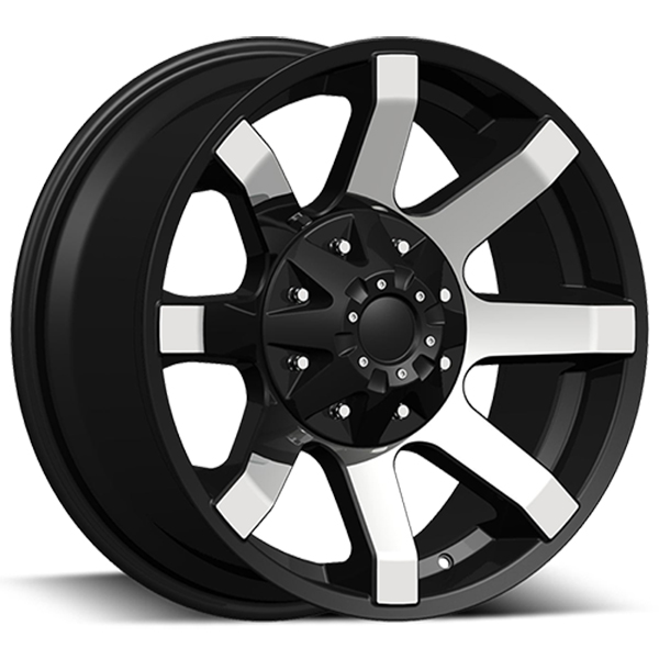 DCenti DW950 Black with Machined Face