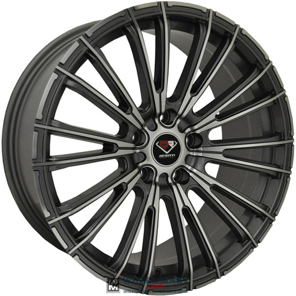 Dcenti Racing DCTL006 Gunmetal Machined