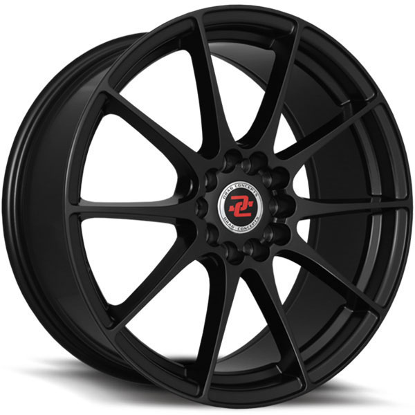 Drag Concepts R28 Satin Black