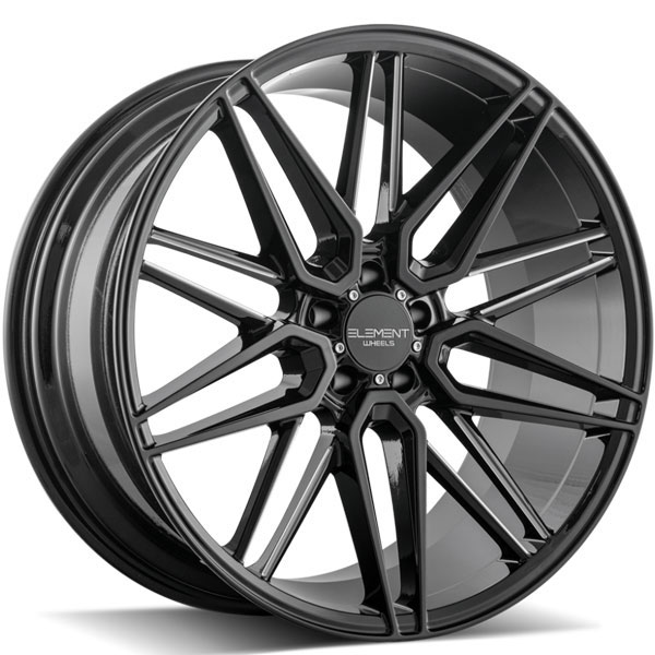 Element EL11 Gloss Black Milled