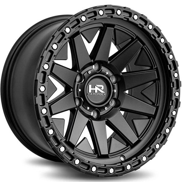 Hardrock Offroad H106 Matte Black