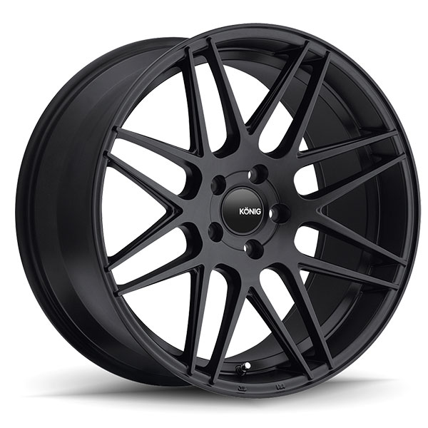 Konig Integram Matte Black