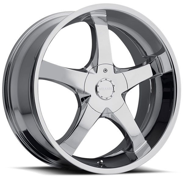 Milanni 465 Vengeance Chrome