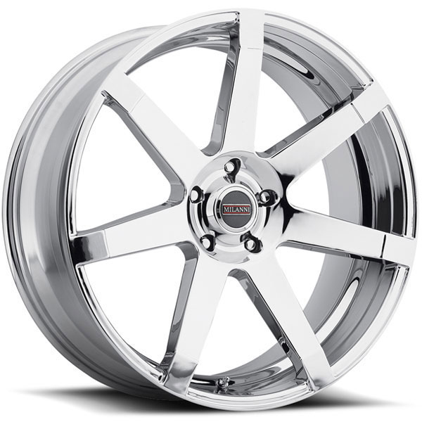 Milanni 9042 Sultan Chrome