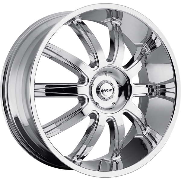 MKW M112 Chrome