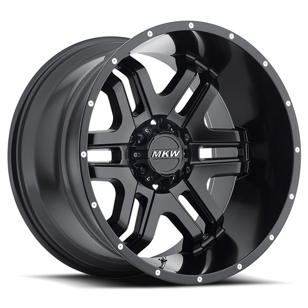 MKW M93 Satin Black