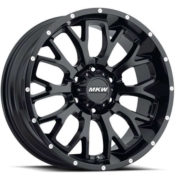 MKW M95 Satin Black