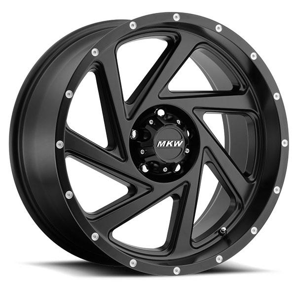 MKW M98 Satin Black