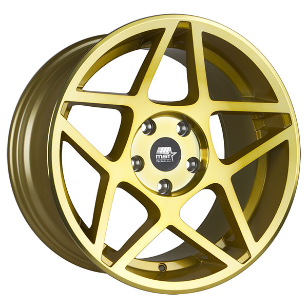 MST MT26 Transparent Gold