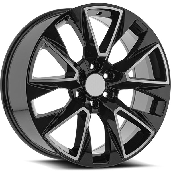 OE Revolution C-14 Gloss Black with Machined Face