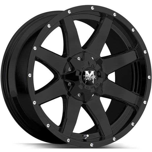Off-Road Monster M08 Black