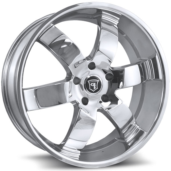 Pinnacle P86 Forte Chrome