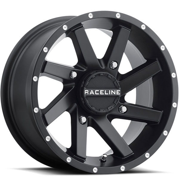 Raceline A82B Twist UTV Satin Black