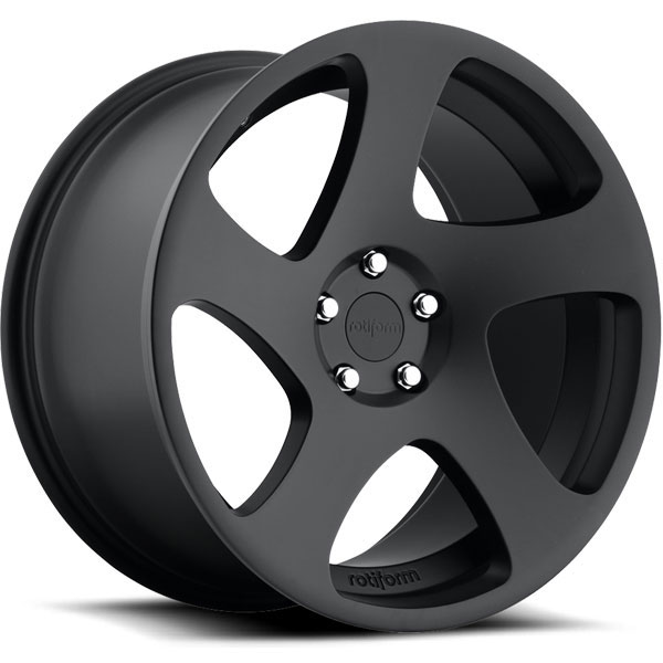 Rotiform TMB Matte Black