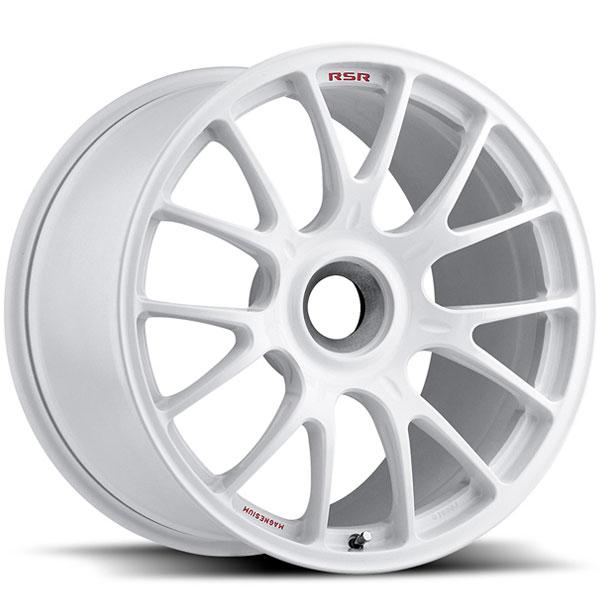RSR R980 White