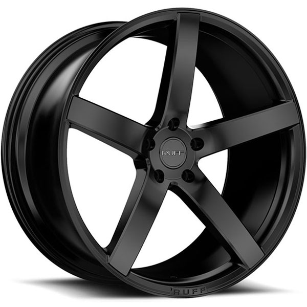 Ruff Racing R1 Satin Black