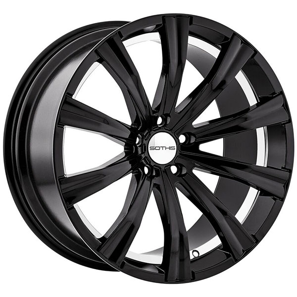 SOTHIS SC101 Gloss Black Machined