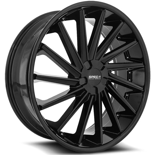 Spec-1 SPL-004 Gloss Black