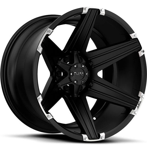 Tuff T12 Satin Black