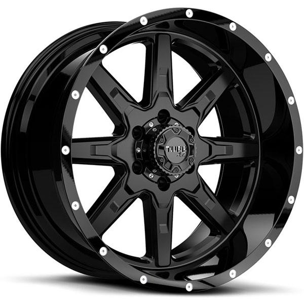 Tuff T15 Satin Black