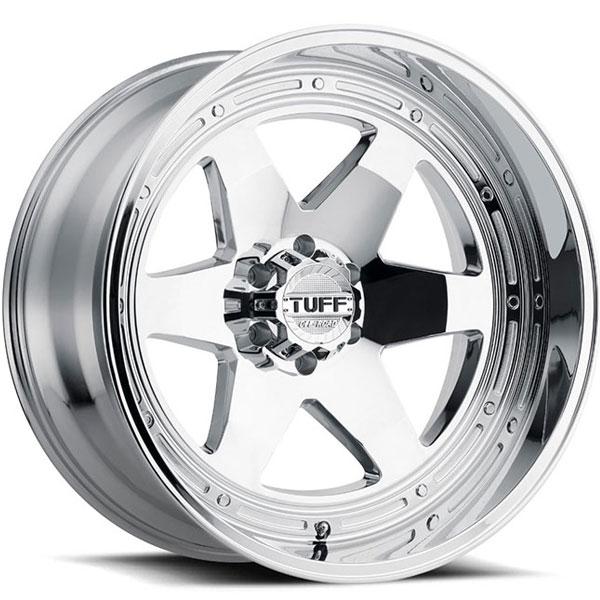 Tuff T1A Chrome
