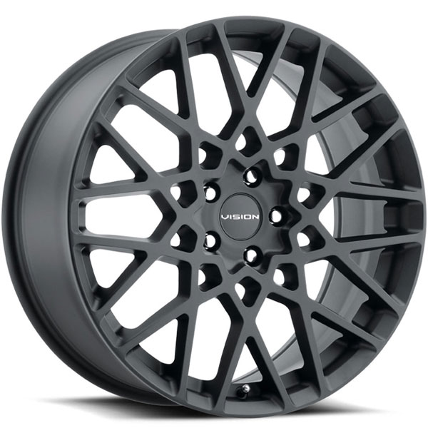 Vision 474 Recoil Satin Black