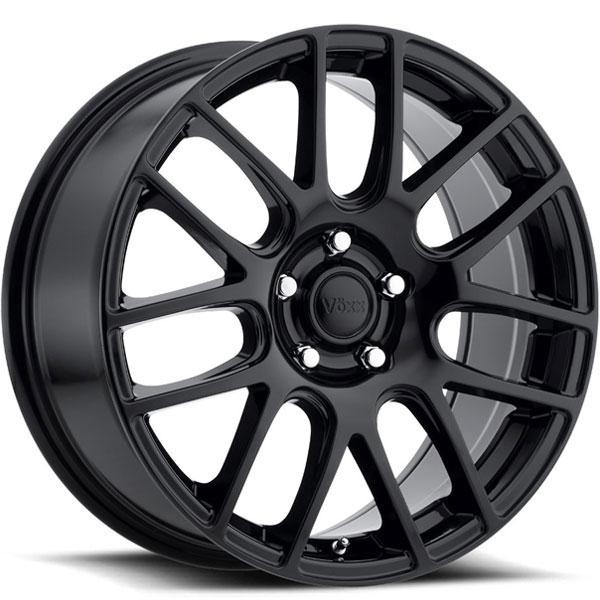 Voxx Nova Gloss Black