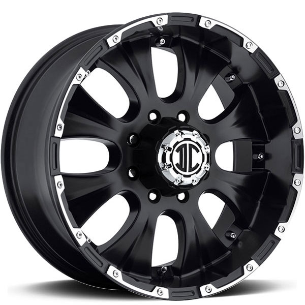Xtreme NX-2 Satin Black with Machined Edge
